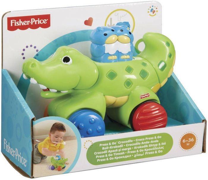 CBW55 Mattel Fisher-Price Plüsch-Äffchen Spielfreund MĒRKAĶI
