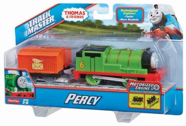 BML07 / BMK85 / BMK87 Fisher-Price Thomas The Train - TrackMaster Motorized PERCY Engine