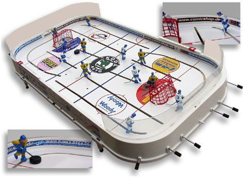 STIGA HOCKEY () Stiga PLAY OFF Hockey SARAUJ! galda hokejs  54.49