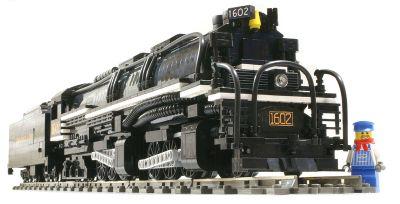Lego City поезда и рельсы