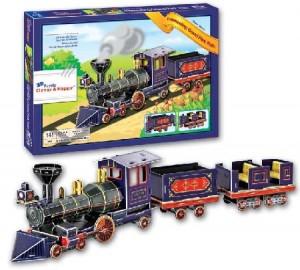 Детские поезда