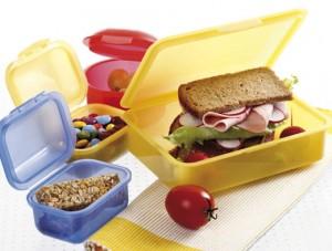 Универсальные коробочки для завтраков
