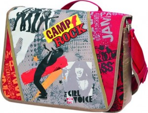 Camp Rock портфели и сумки