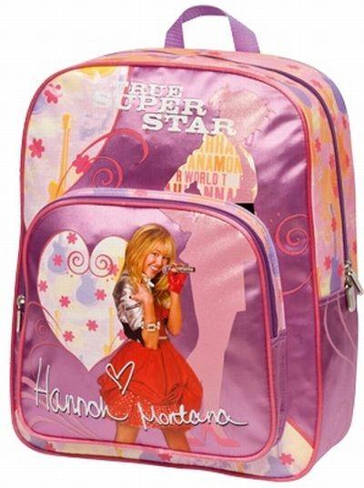 HANNAH MONTANA портфели и сумки