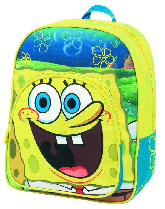 Spoonge Bob портфели и сумки