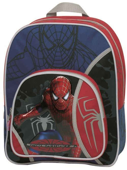 Spider-man Mugursomas un somas