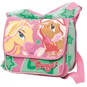 BRATZ PONYZ портфели и сумки