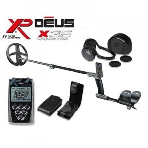 XP DEUS X35 Komplekti