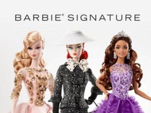 Barbie Exclusive lelles