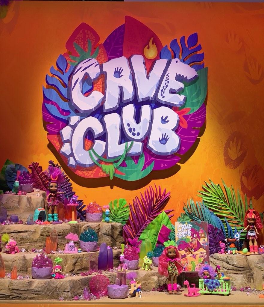 CAVE CLUB куклы