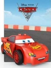 Lego Cars (Lightning McQueen)