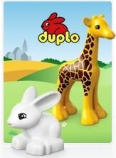 Lego Duplo Cars 2