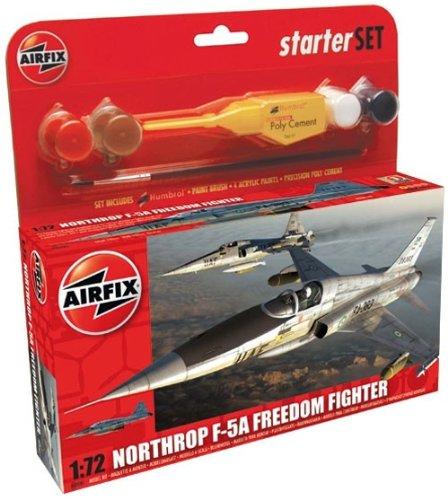 AIRFIX Līmējamais modelis A50081 NORTHROP F-5A FREEDOM FIGHTER