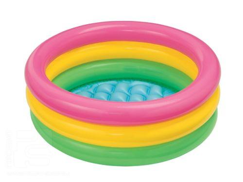 INTEX Bērnu baseins Rainbow (Ir Uz Vietas)