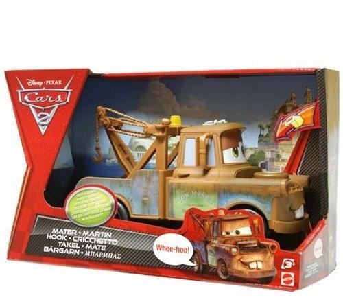 Mattel W1637 Disney Cars MATTER Новинка машинка из фильма Тачки 2 (Есть в наличии)