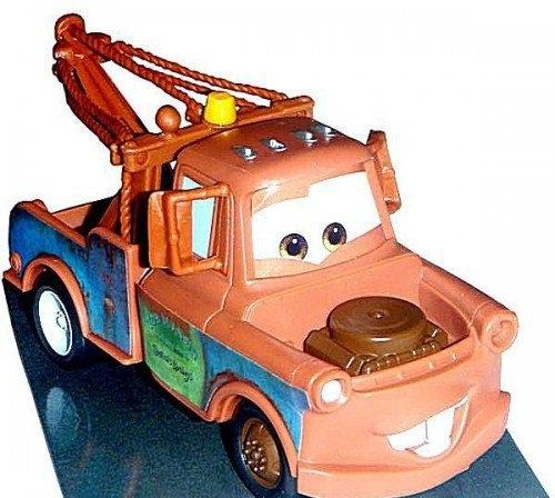 Mattel V3626 Disney Cars Matter машинка из фильма Тачки 2 (Есть в наличии)