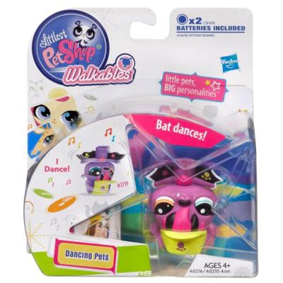 HASBRO Littlest Pet Shop A0216 / A0210 DANCING PETS (Есть в наличии)