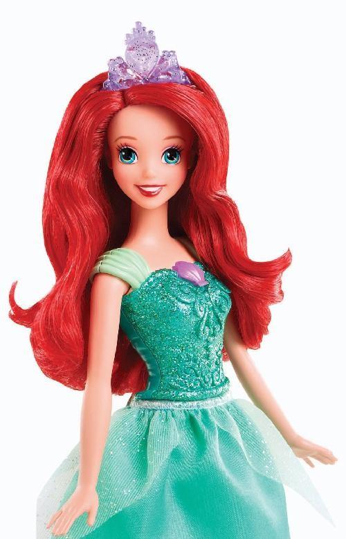 BBM22 / X9333 Mattel Barbie Disney Ariel (Есть в наличии)