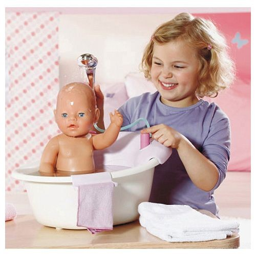 Zapf Creation 808702 Bath Baby Born