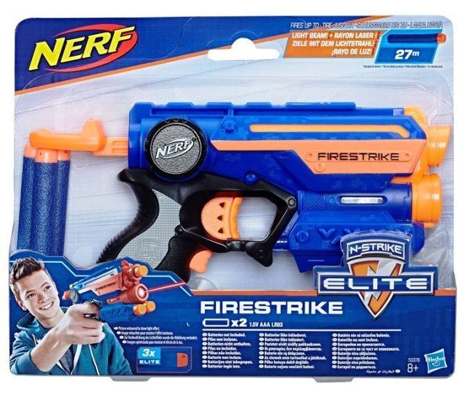 Nerf Rotaļu ierocis FIRESTRIKE ELITE 53378