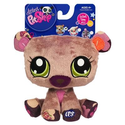 Hasbro 94654 LITTLEST PET SHOP Plush (Bear)