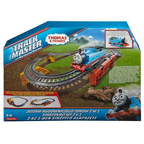 FBK08 Fisher Price Thomas & Friends TrackMaster Cable Bridge set