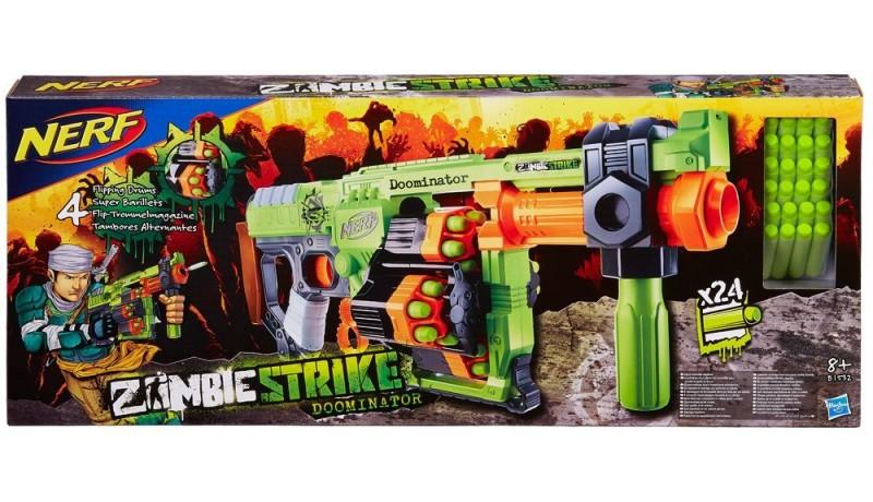 B1532 NERF Zombie Strike Doominator HASBRO