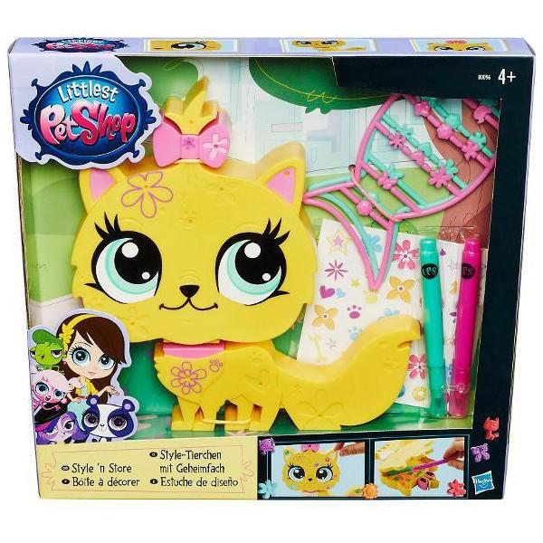 HASBRO Littlest Pet Shop A0410 tatally talented stars & LIMO (Ir Uz Vietas)