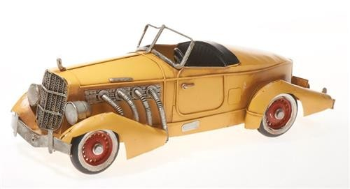 "Ekskluzīvs auto modelīši (Metāls) ""Old car"" Rf-Collection 904482 (33x12x12cm)"