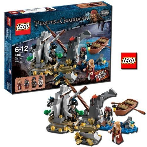 Lego 4194 Pirates of the Caribbean Whitecap Bay