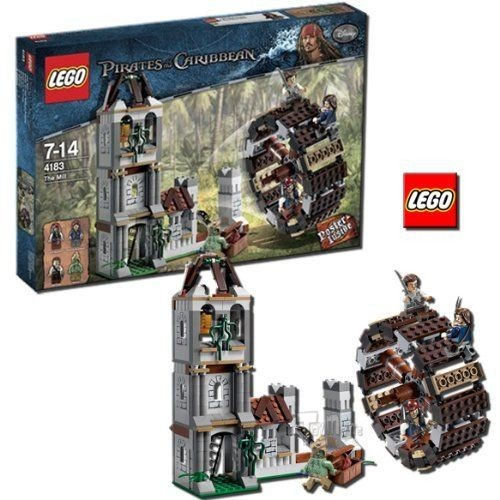 Lego 4192 Pirates of the Caribbean Fountain of youth
