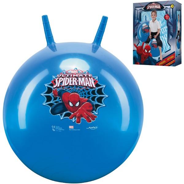 59549 Smoby Гимнастический мяч для детей Spider-man 45-50cm