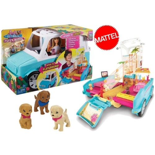 DYX32 Barbie Dreamtopia Sweetville Castle