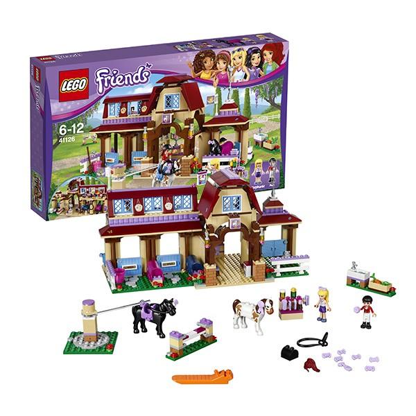 41126 LEGO Friends Heartlake Horse Riding Club, no 6 līdz 12 gadiem NEW 2016!
