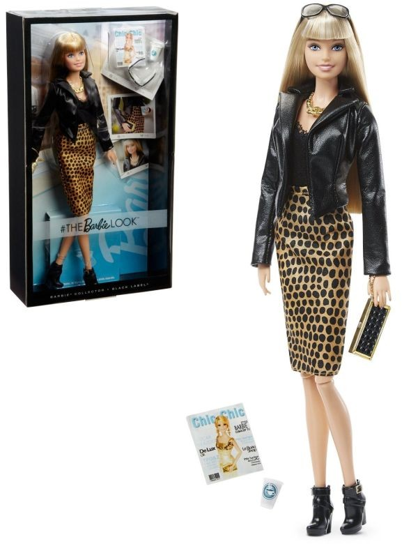 DGY11 Mattel Barbie The Barbie Look Doll Kolekcijas Lelle