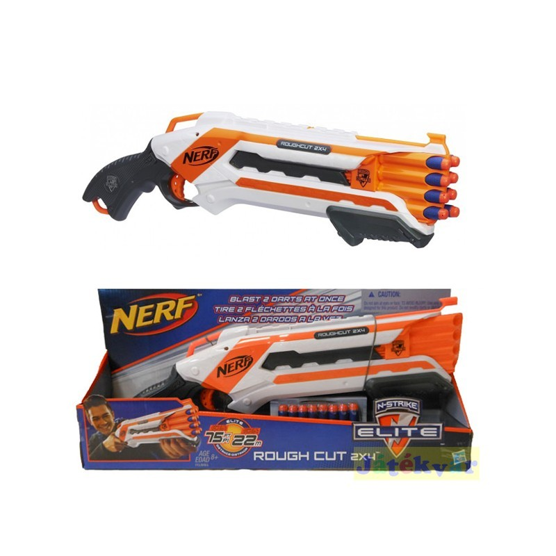A1691B Nerf Elite Rough Cut ierocis HASBRO NEW