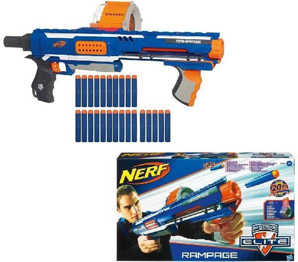 Hasbro Nerf 98697 N-STRIKE ELITE RAMPAGE