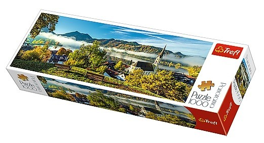 29034 Trefl Groningen, Netherlands - 1000 pieces panoramic puzzle