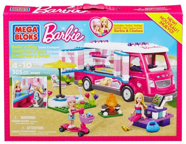 FVR07 Barbie Doll with Car Multi Coloured Mattel