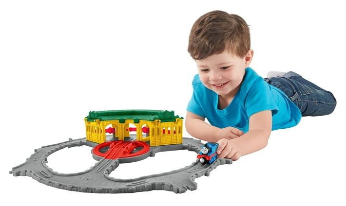 CDN09 Thomas & Friends Take-n-Play Daring Dragon Drop