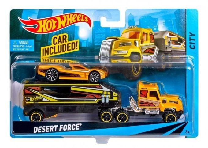 CGC23 / BDW51 Mattel Hot Wheels City Super Truck