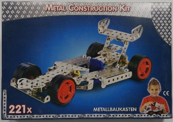 Metāla konstruktors mašīna 89283