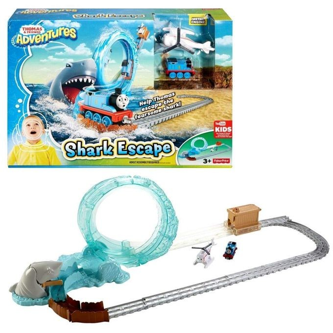 DVT12 Thomas & Friends Thomas Adventures Shark Escape