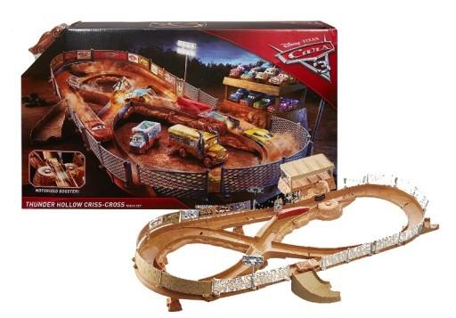 FCW01 Mattel Disney Cars 3 Thunder Hollow Crash-Arena