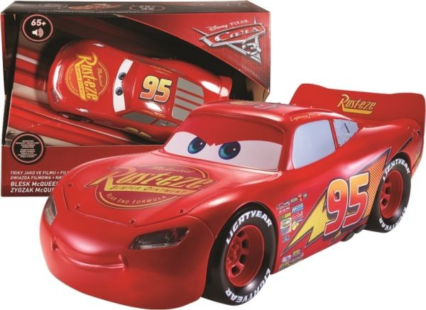 DXY87 MATTEL DISNEY CARS 3 TRAVEL TIME MACK PLAYSET