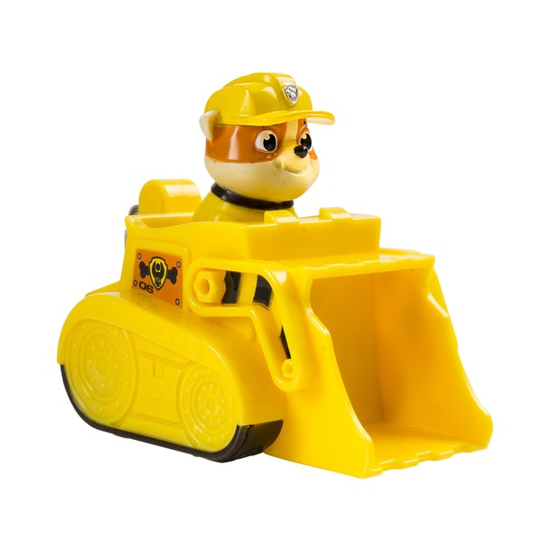 6022631 Spin Master Paw Patrol Racers RUBBLE