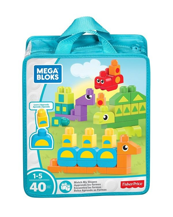 DXH56 Mega Bloks Thomas & Friends Thomas Sodor Adventures Building Bag