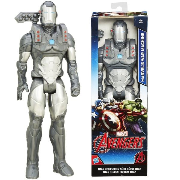 MARVEL AVENGERS Titan Hero Series War Machine - B6154 / B6660