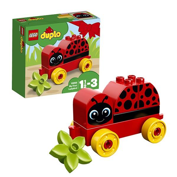 10859 LEGO® DUPLO Mana pirmā mārīte, no 1.5 līdz 3 gadiem NEW 2018!