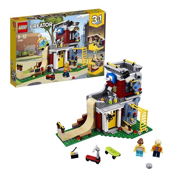 31056 LEGO® Creator Zaļais auto, no 6 līdz 12 gadiem NEW 2017!